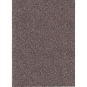АЛЛЕРСЛЕВ Ковер длинный ворс коричневый 133x180 см - Артикул: 203.980.42