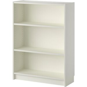 БИЛЛИ Стеллаж белый 80x28x106 см - Артикул: 503.131.12