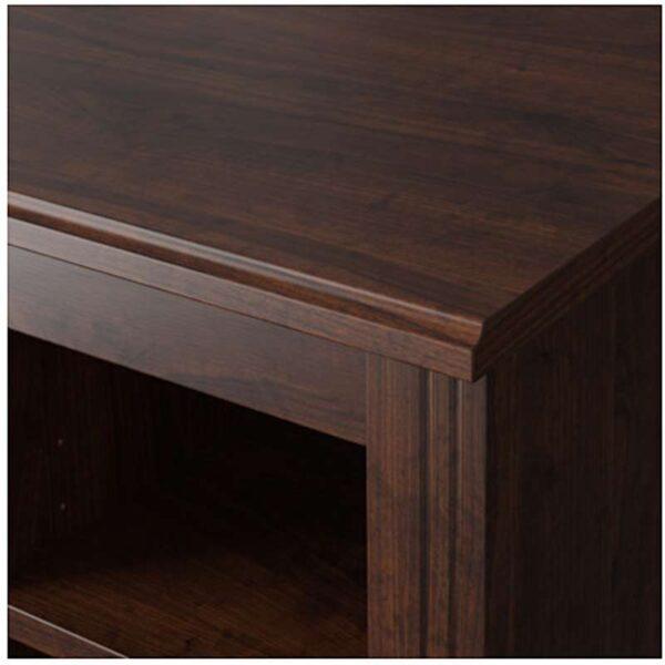 БРУСАЛИ Письменный стол коричневый 90x52 см - Артикул: 303.796.70