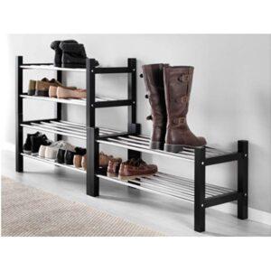 ЧУСИГ Полка для обуви черный 79 см - Артикул: 903.752.59