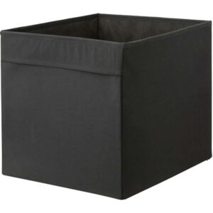 ДРЁНА Коробка черный 33x38x33 см - Артикул: 603.764.20