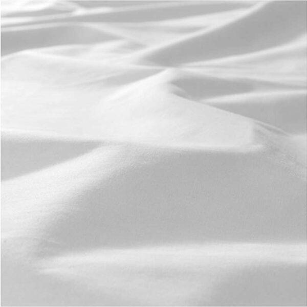 ДВАЛА Простыня натяжная, белый 90x200 см. Артикул: 403.565.69
