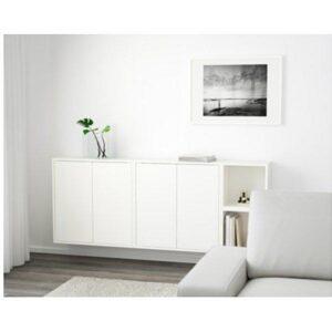 ЭКЕТ Комбинация настенных шкафов белый 175x25x70 см - Артикул: 191.892.14