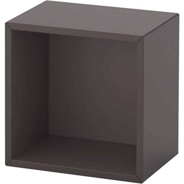 ЭКЕТ Шкаф темно-серый 35x25x35 см - Артикул: 903.593.82