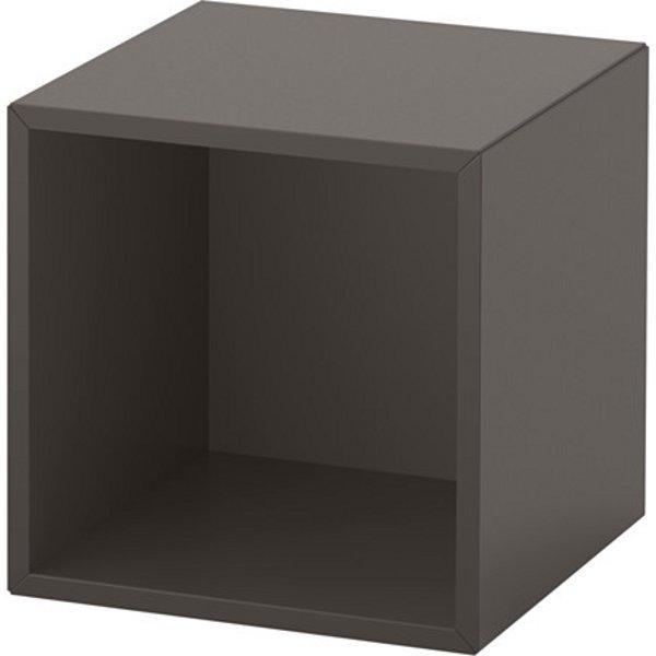 ЭКЕТ Шкаф темно-серый 35x35x35 см - Артикул: 303.593.75