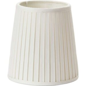 ЭКОС Абажур белый с оттенком 14 см - Артикул: 103.606.19