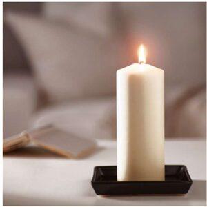 ФЕНОМЕН Неароматич свеча формовая естественный 20 см - Артикул: 903.716.66