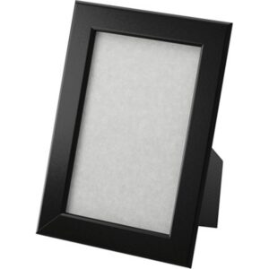 ФИСКБУ Рама черный 10x15 см - Артикул: 303.789.96