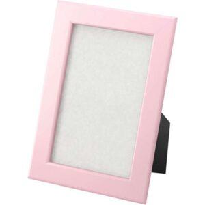 ФИСКБУ Рама розовый 10x15 см - Артикул: 103.718.30