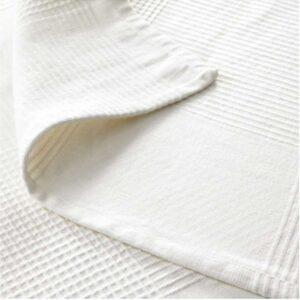 ИНДИРА Покрывало белый 150x250 см - Артикул: 703.703.85