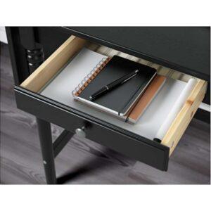 ИНГАТОРП Письменный стол черный 73x50 см - Артикул: 003.619.35