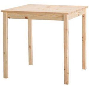 ИНГУ Стол сосна 75x75 см - Артикул: 203.616.56