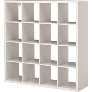 КАЛЛАКС Стеллаж белый 147x147 см - Артикул: 703.795.69