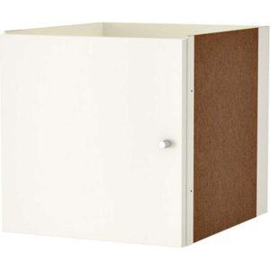 КАЛЛАКС Вставка с дверцей белый 33x33 см - Артикул: 703.795.50