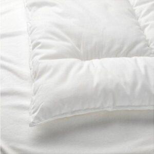 ЛЕН Подушка для детской кроватки белый 35x55 см - Артикул: 703.661.90