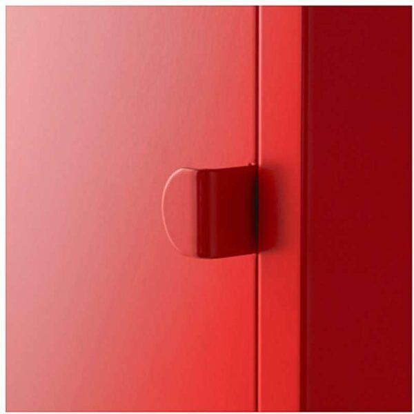 ЛИКСГУЛЬТ Комбинация д/хранения красный 140x82 см - Артикул: 592.488.72
