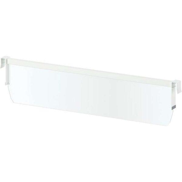 МАКСИМЕРА Разделитель д/среднего ящика белый/прозрачный 60 см - Артикул: 503.677.46