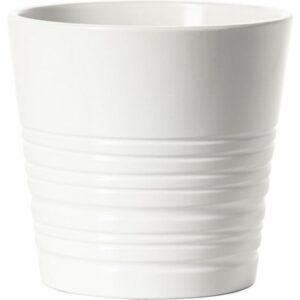 МУСКОТ Кашпо белый 12 см - Артикул: 303.781.90