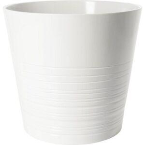 МУСКОТ Кашпо белый 32 см - Артикул: 503.781.94