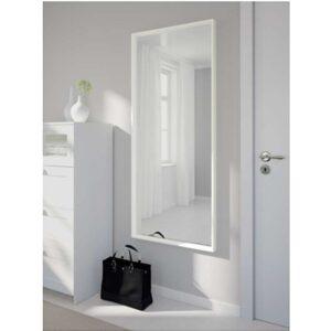 НИССЕДАЛЬ Зеркало белый 65x150 см - Артикул: 603.615.03