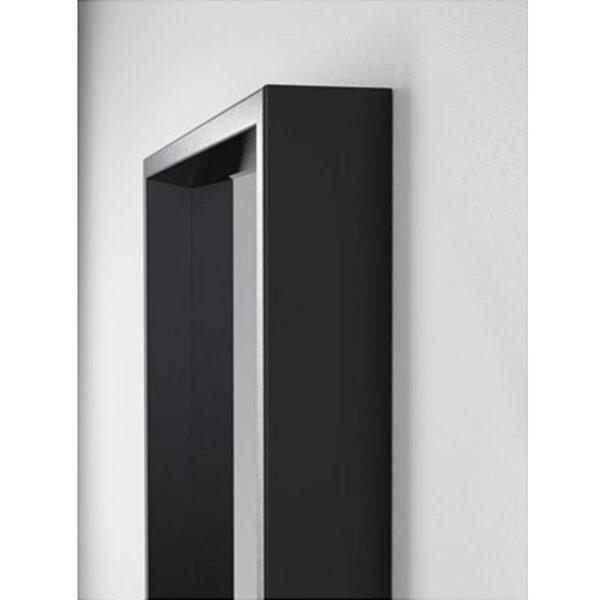 НИССЕДАЛЬ Зеркало черный 40x150 см - Артикул: 703.614.99