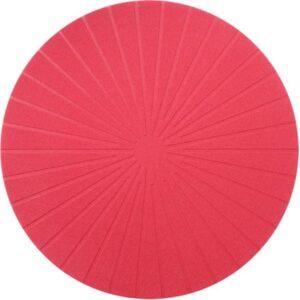 ПАННО Салфетка под приборы красный 37 см - Артикул: 603.511.51