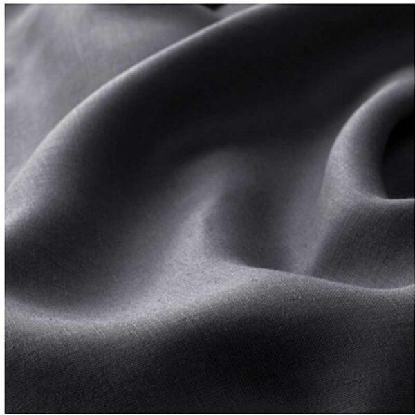 ПУДЕРВИВА Простыня, темно-серый 150x260 см. Артикул: 403.582.76
