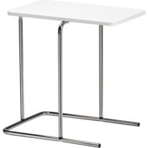 РИАН Придиванный столик белый 55x40 см - Артикул: 503.520.33