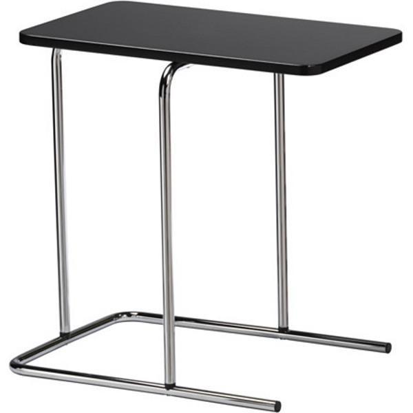 РИАН Придиванный столик черный 55x40 см - Артикул: 503.404.36