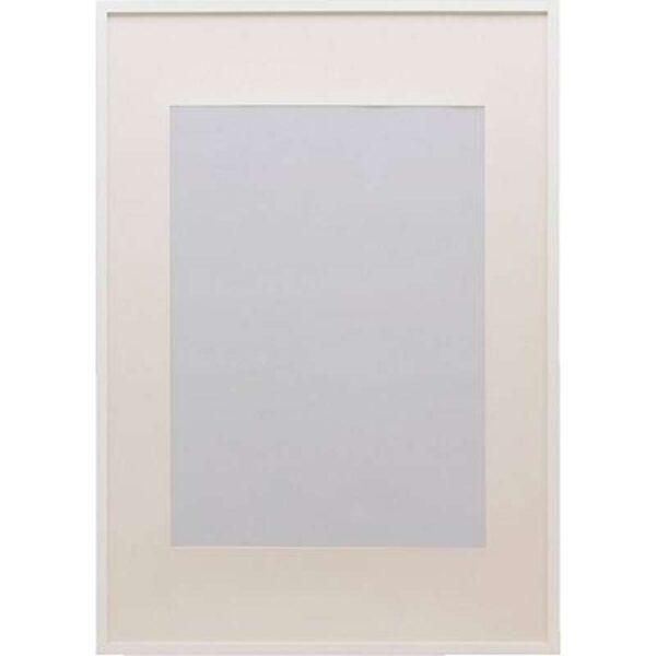 РИББА Рама белый 30x40 см - Артикул: 003.815.42