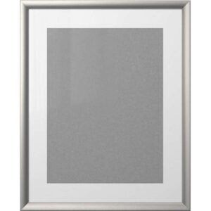 СИЛВЕРХОЙДЕН Рама серебристый 40x50 см - Артикул: 203.718.63