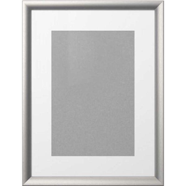 СИЛВЕРХОЙДЕН Рама серебристый 30x40 см - Артикул: 403.718.62