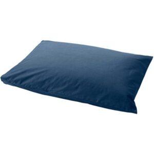 УЛЛЬВИДЕ Наволочка, темно-синий 50x70 см. Артикул: 703.427.93