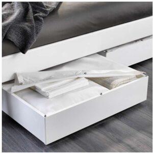 ВАРДО Ящик кроватный белый 65x70 см - Артикул: 103.691.77