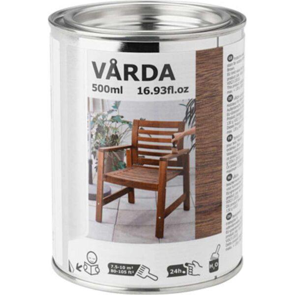 ВОРДА Морилка д/использования на улице коричневый - Артикул: 403.744.98