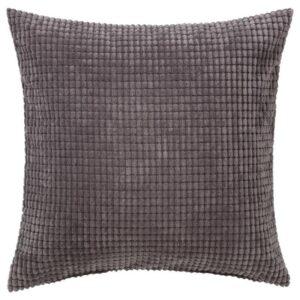 ГУЛЛЬКЛОКА Чехол на подушку, серый 50x50 см [703.698.48]