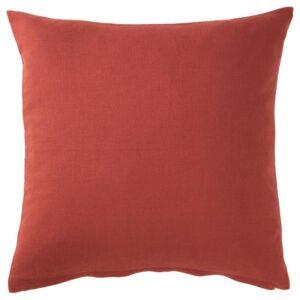 ВИГДИС Чехол на подушку, красно-оранжевый 50x50 см [903.698.90]