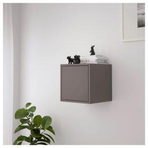 ЭКЕТ Комбинация настенных шкафов, темно-серый 35x35x35 см - Артикул: 093.076.42