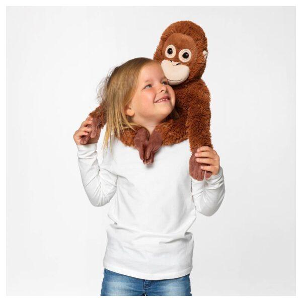 ДЬЮНГЕЛЬСКОГ Мягкая игрушка, орангутанг [904.028.42]