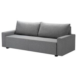 ГИММАРП 3-местный диван-кровать, Рудорна светло-серый [904.472.99]