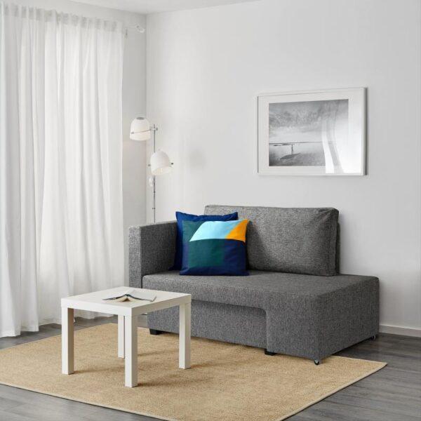 ГРЭЛЛЬСТА 2-местный диван-кровать, Сандсбру серый [904.008.19]