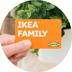 Товары IKEA FAMILY