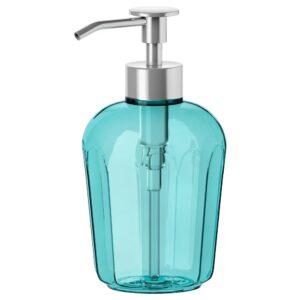 СВАРТШЁН Дозатор для жидкого мыла, бирюзовый - 604.556.48