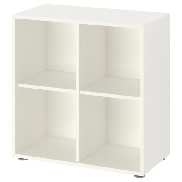 ЭКЕТ Комбинация шкафов с ножками, белый 70x35x72 см - 093.068.74