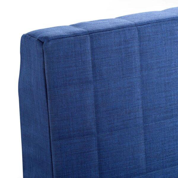 БЕДИНГЕ 3-местный диван-кровать, Шифтебу темно-синий - 893.091.14
