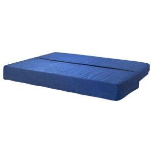 БЕДИНГЕ Пенополиуретановый матрас с чехлом, Шифтебу темно-синий - 604.513.44