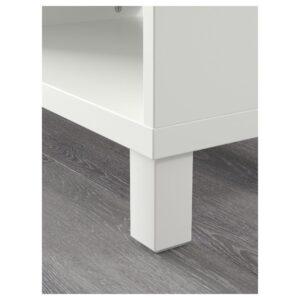 БЕСТО Шкаф, белый 60x40x202 см | 792.850.00