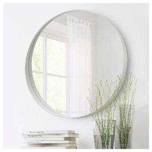 РОТСУНД Зеркало, белый 80 см | 104.467.84