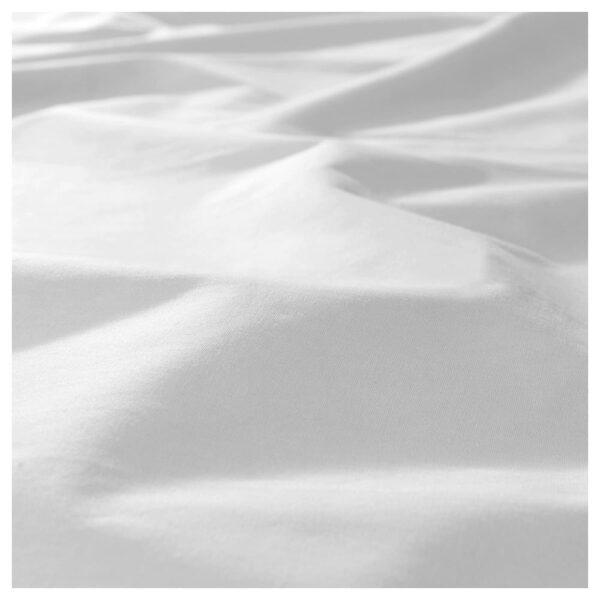 РОЗЕНСКЭРМ Наволочка для эргоном подушки, белый 33x50 см | 704.493.41