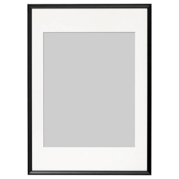 КНОППЭНГ Рама, черный 50x70 см | 103.871.43
